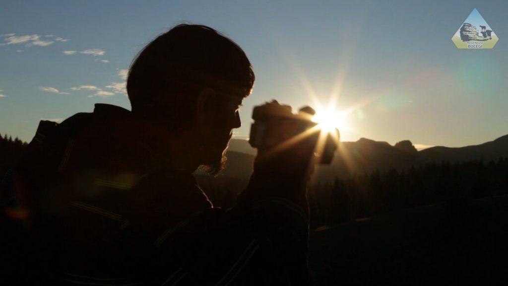 fotograf apus de soare
