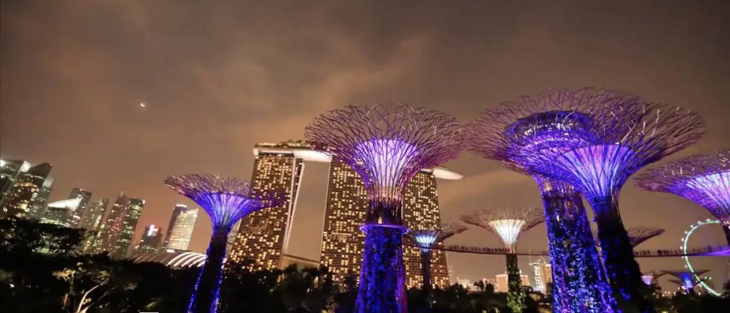 filmari time lapse singapore